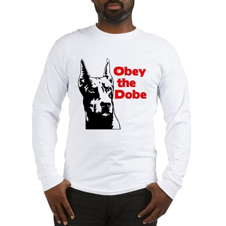 Obey the Dobe Long Sleeve T-Shirt