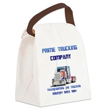 Prime Canvas Lunch Bag