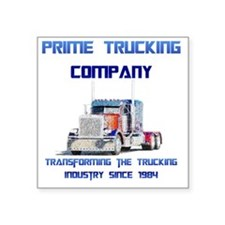 "Prime Square Sticker 3"" x 3"""