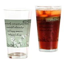 anticipation-112011 Drinking Glass