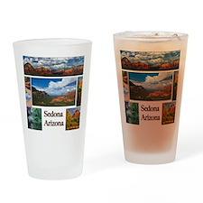 Sedona_CALENDAR_11.5x9_print copy Drinking Glass