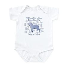 Learned Bouvier Infant Bodysuit