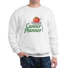 cannerplanner_8in_dark Sweatshirt