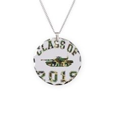 CO2019 Tank Camo Necklace