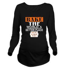 Women's V-Neck Peace T-Shirt