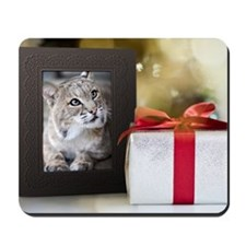 In-Sync Exotics Christmas Card - Lydia Mousepad