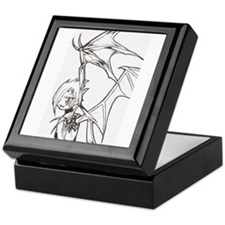 Cute Demons Keepsake Box