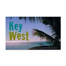6.5x4.5at260KWMartelloOcean Rectangle Car Magnet