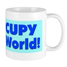 occupy the world Mug