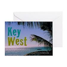 4.5x5.75at250MartelloOcean Greeting Card
