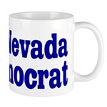 Nevada Democrat Coffee Mug