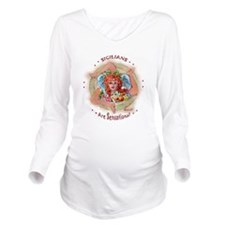 trinacriasensa .jpg Long Sleeve Maternity T-Shirt