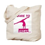 Gymnastics Tote Bag - Dream
