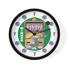 Cool Winner Wall Clock