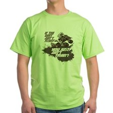 dirt flyin atv T-Shirt