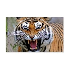Atiger post Wall Decal