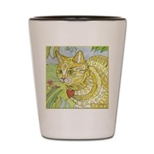 cats-with-coats-the-colors-of-spring-3- Shot Glass