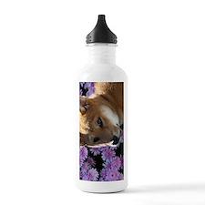 Flower1 Water Bottle