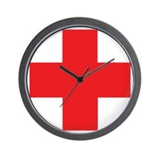 first_aid Wall Clock