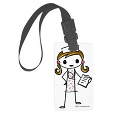 nurse Luggage Tag