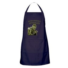 CUP OF SHUT THE HELL UP Apron (dark)