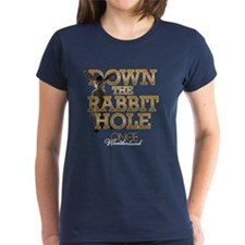 Down The Rabbit Hole Tee