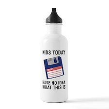 disk Sports Water Bottle
