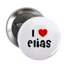"I * Elias 2.25"" Button (10 pack)"