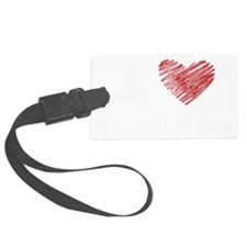 boxedwine1 Luggage Tag
