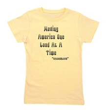MOVING AMERICA3 Girl's Tee