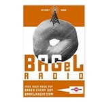 BAGeL Radio Postcards (Package of 8)