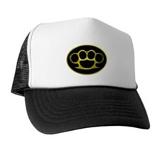 Brass Knuckles Trucker Hat