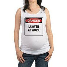 DN LAWYER WORK Maternity Tank Top