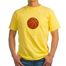 FBC Basketball Smile White T