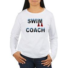 Swim Coach T-Shirt