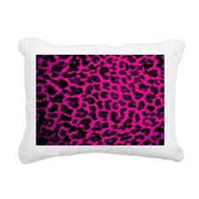 HP Lep Skins Rectangular Canvas Pillow