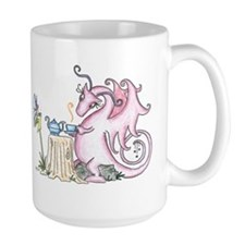 "World of Whimsy Mug ""Tea Party"" Dragon"