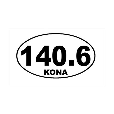 140_kona 35x21 Wall Decal
