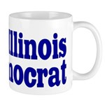 Illinois Democrat Coffee Mug