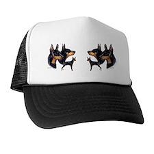 Min Pin Multi Mug Trucker Hat