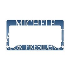 5x3oval_06 License Plate Holder
