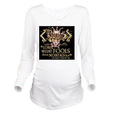 midsummer-2 Long Sleeve Maternity T-Shirt
