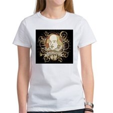 william_shakespeare_gold-bag-2 Tee