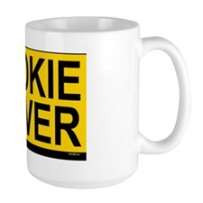 Rookie Drv 528_H_F bus yellow Coffee Mug