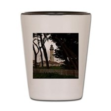 (2) Pigeon Point Fence Shot Glass