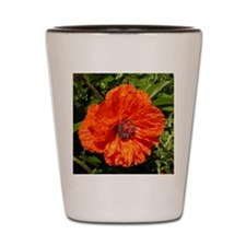 Poppy Shot Glass