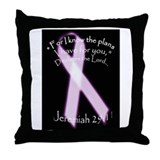 3-Day Throw Pillow