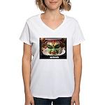 my kerala Women's V-Neck T-Shirt