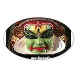 my kerala Oval Sticker