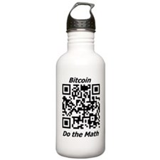 weusecoins2a Water Bottle